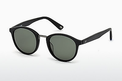 Kacamata surya Web Eyewear WE0168 02N - Hitam, Matt