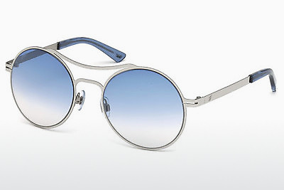 Kacamata surya Web Eyewear WE0171 16W - Silver, Shiny, Grey