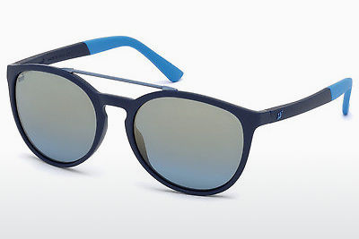 Kacamata surya Web Eyewear WE0183 91X - Biru, Matt
