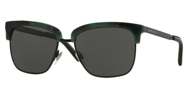 Burberry BE4154Q 351787 GREYSPOTTE GREEN