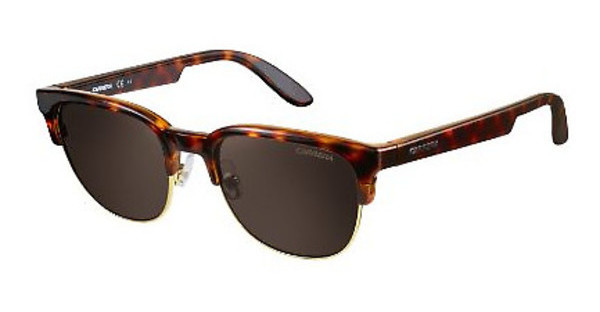 Carrera CARRERA 5034/S TEQ/X1 ORANGE ORANGHVN ANTGD (ORANGE ORANG)