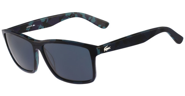 Lacoste L705S 414 BLUE/CAMOUFLAGE