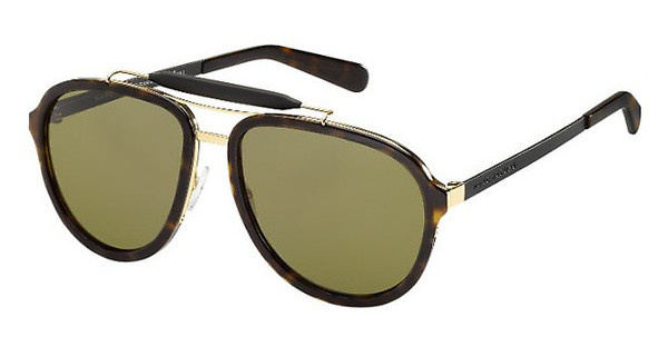 Marc Jacobs MJ 592/S 546/A6 BRAUNAVNGD BLK