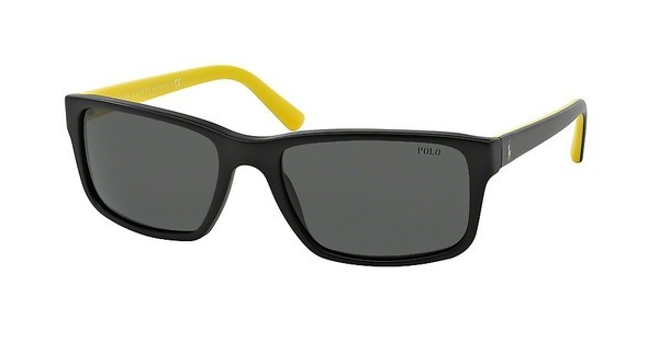 Polo PH4076 524487 GRAYMATTE BLACK