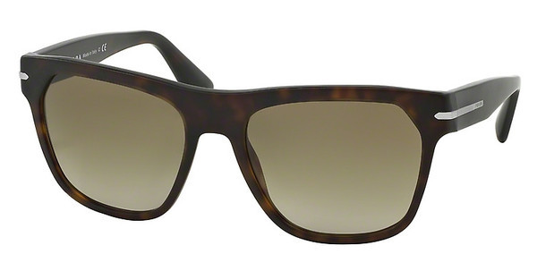 Prada PR 03RS HAQ1X1 BROWN GRADIENTMATTE HAVANA