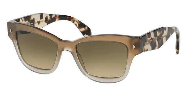 Prada PR 29RS UBJ3D0 LIGHT BROWN GRAD LIGHT GREYGREY GRADIENT