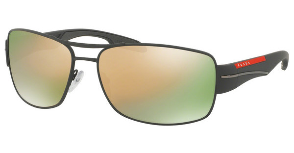 Prada Sport   PS 53NS TIG2D2 MIRROR GREENGREY RUBBER