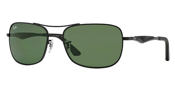 Ray-Ban RB3515 006/9A POLAR GREENMATTE BLACK