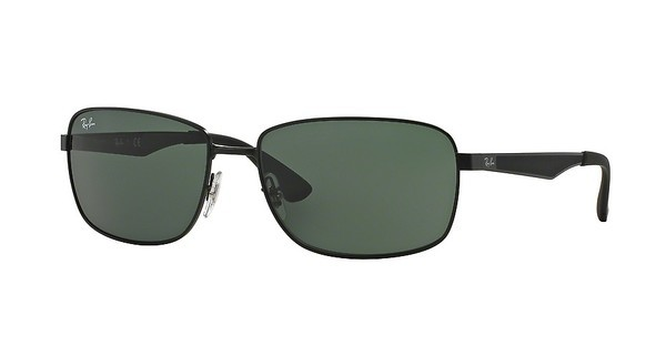 Ray-Ban RB3529 006/71 GREENMATTE BLACK