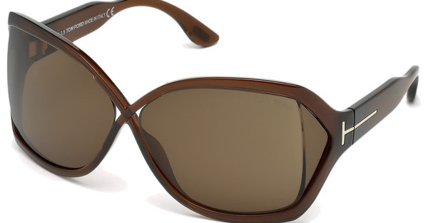 Tom Ford FT0427 48J roviexbraun dunkel glanz