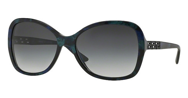 Versace VE4271B 51278G GREY GRADIENTMARBLED BLACK/GREEN/BLUE