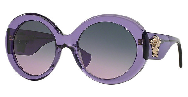 Versace VE4298 516090 LIGHT VIOLET GRADIENT GREYTRANSPARENT VIOLET