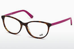 Kacamata Web Eyewear WE5214 053 - Havanna, Yellow, Blond, Brown